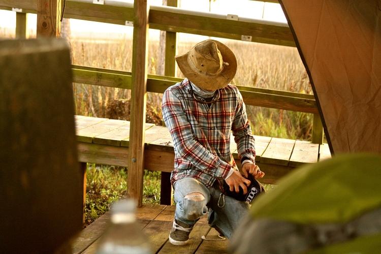 Cowboy Plaid