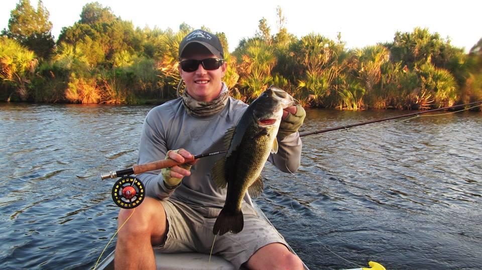 Big Backwater Bass