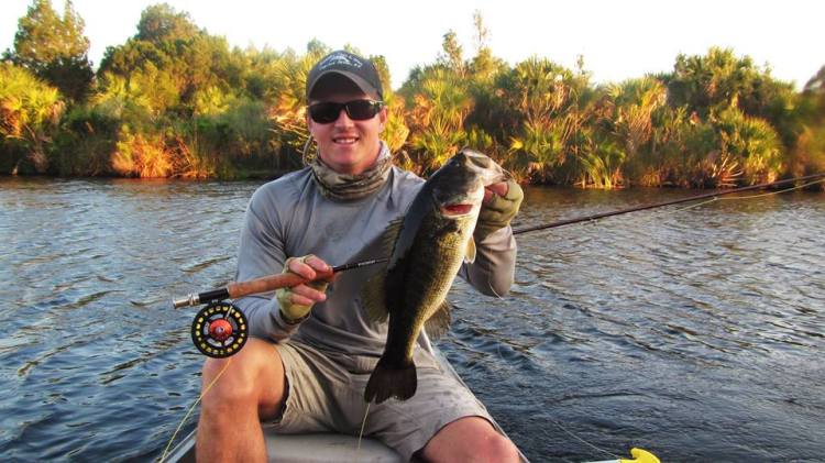 Big Backwater Bass