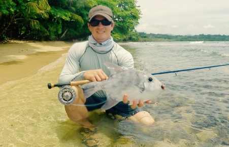 Triggerfish, Costa Rica