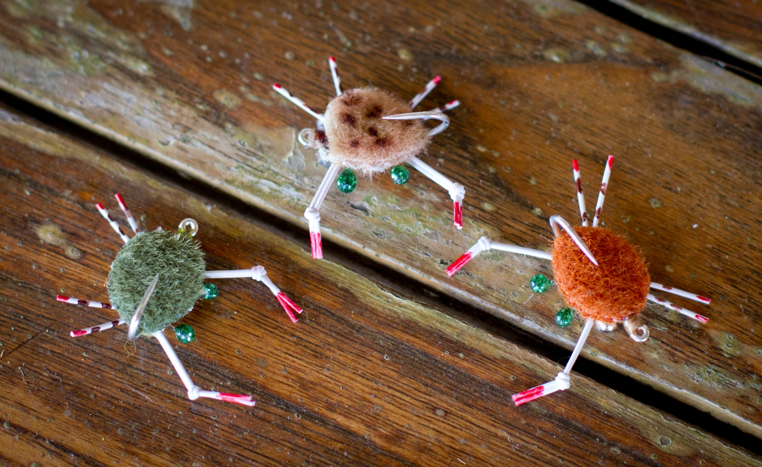 bonefish crab fly pattern