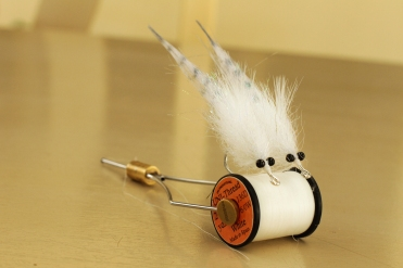 Ghost Rat Tarpon Fly