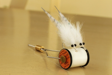 Ghost Rat Tarpon Fly