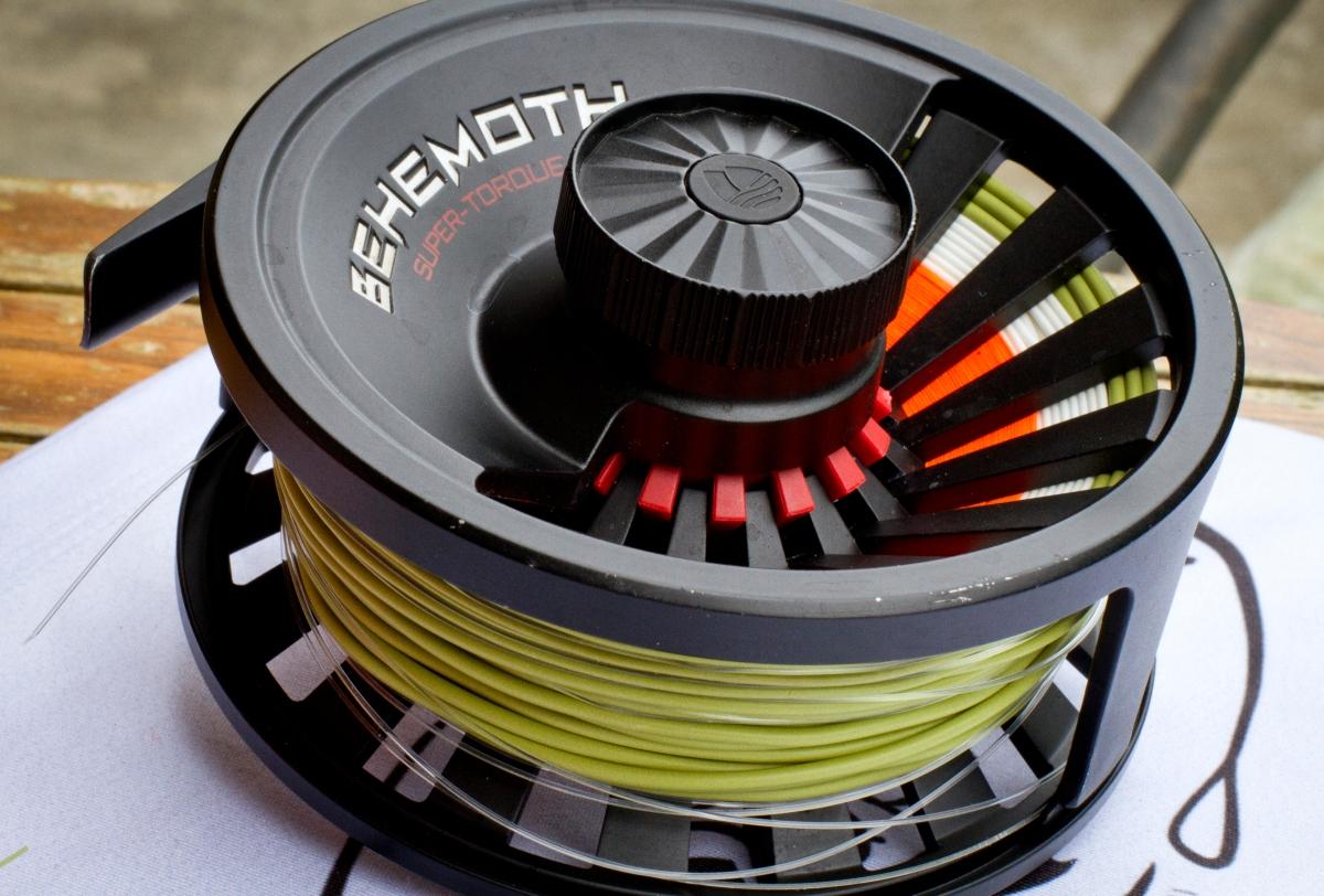 Redington Behemoth Fly Reel Hd Video Review Backwater