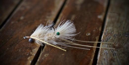 Backwater's Marabou Shrimp