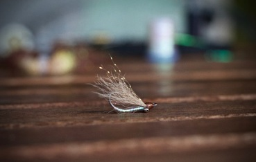 crazy charlie bonefish fly tying