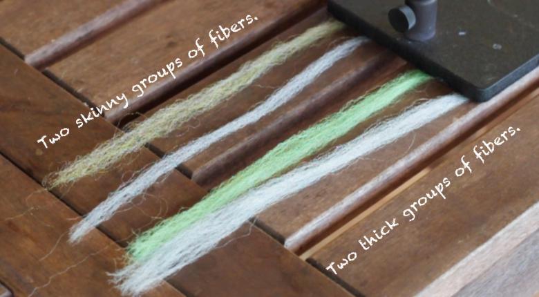 stacking ep fibers