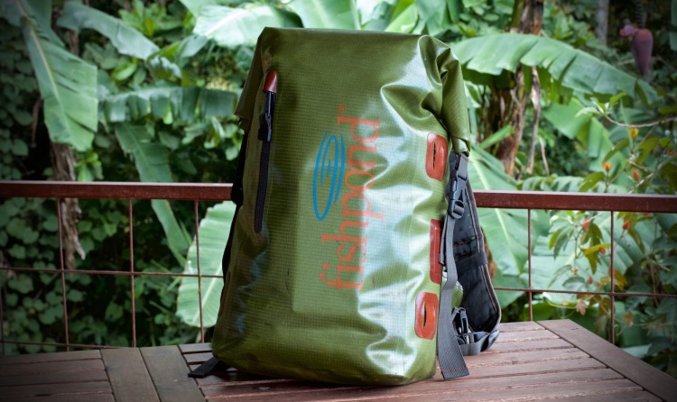 Wastewater Roll Top Backpack Review