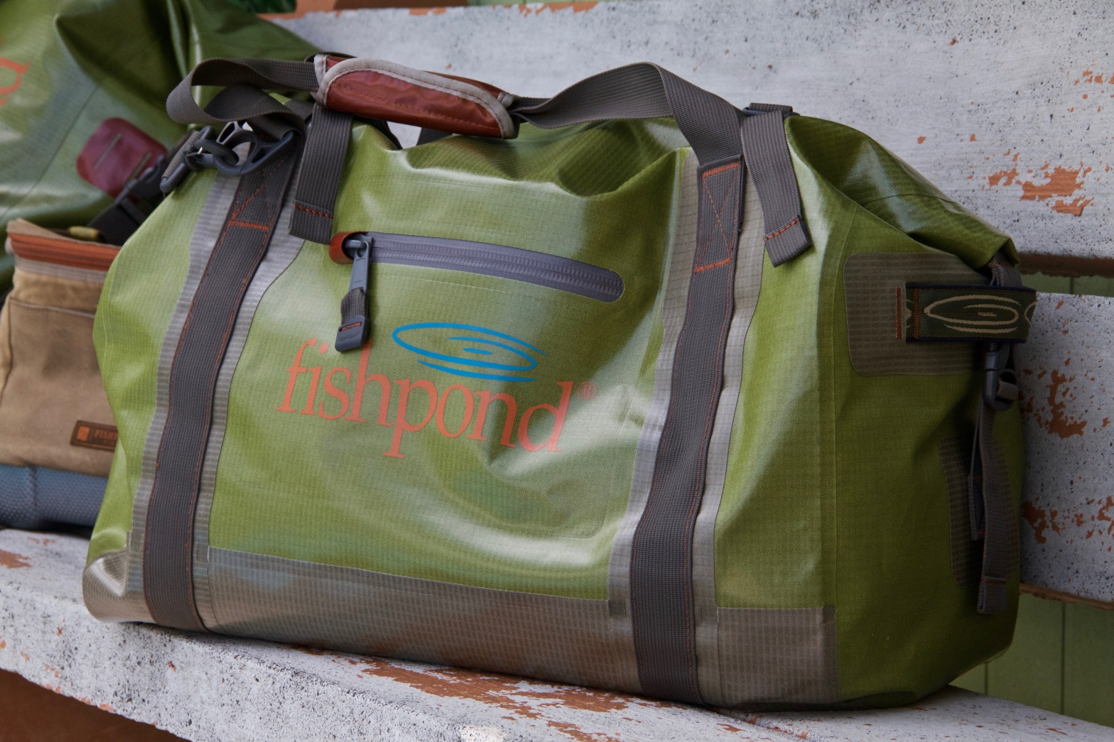 Westwater Roll Top Duffel Review