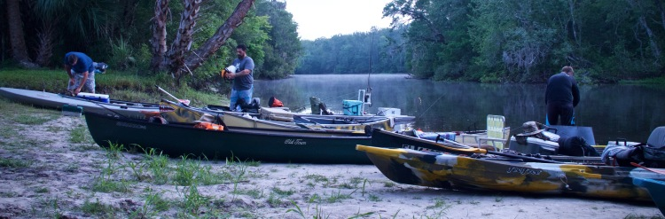 fly fishing withlacoochee river