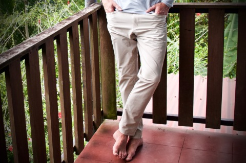 Bamboo Hybrid-Lined Pant Review
