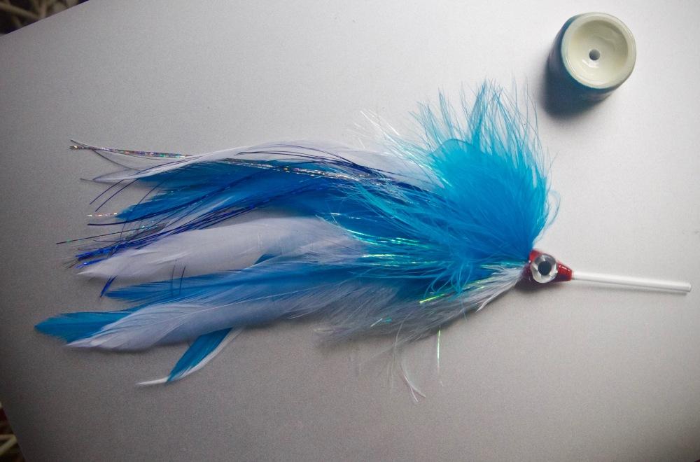 best sailfish flies