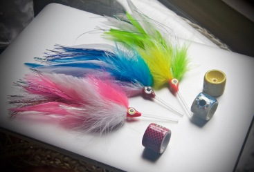 billfish tube flies