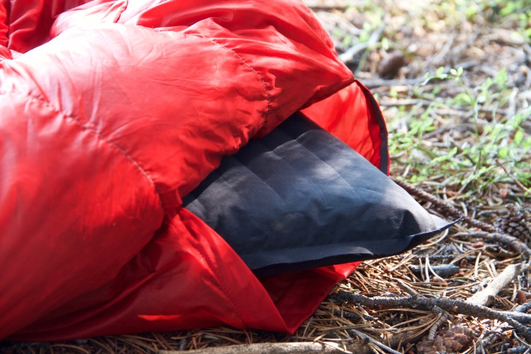 cloud 20 sierra designs sleeping bag review