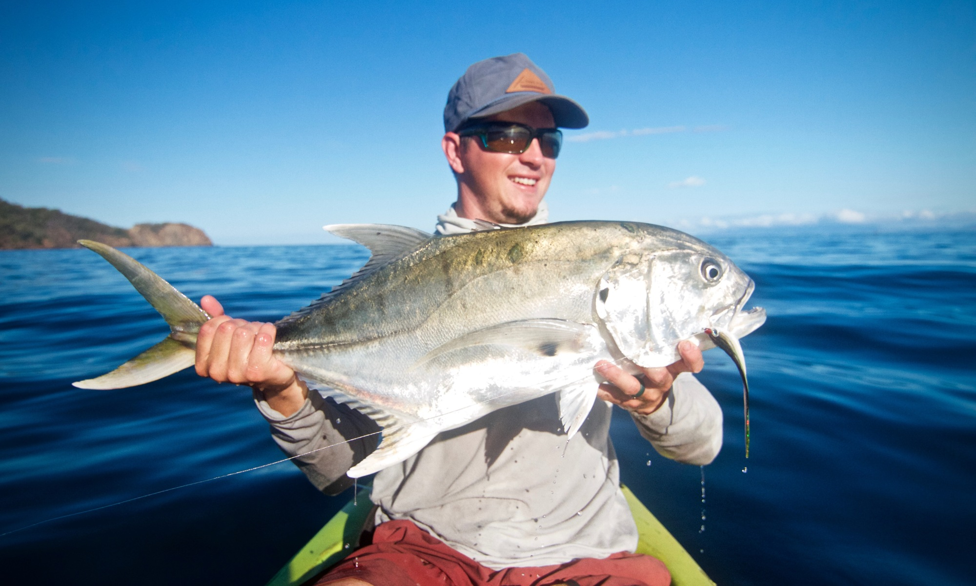 fly fishing jack crevalle