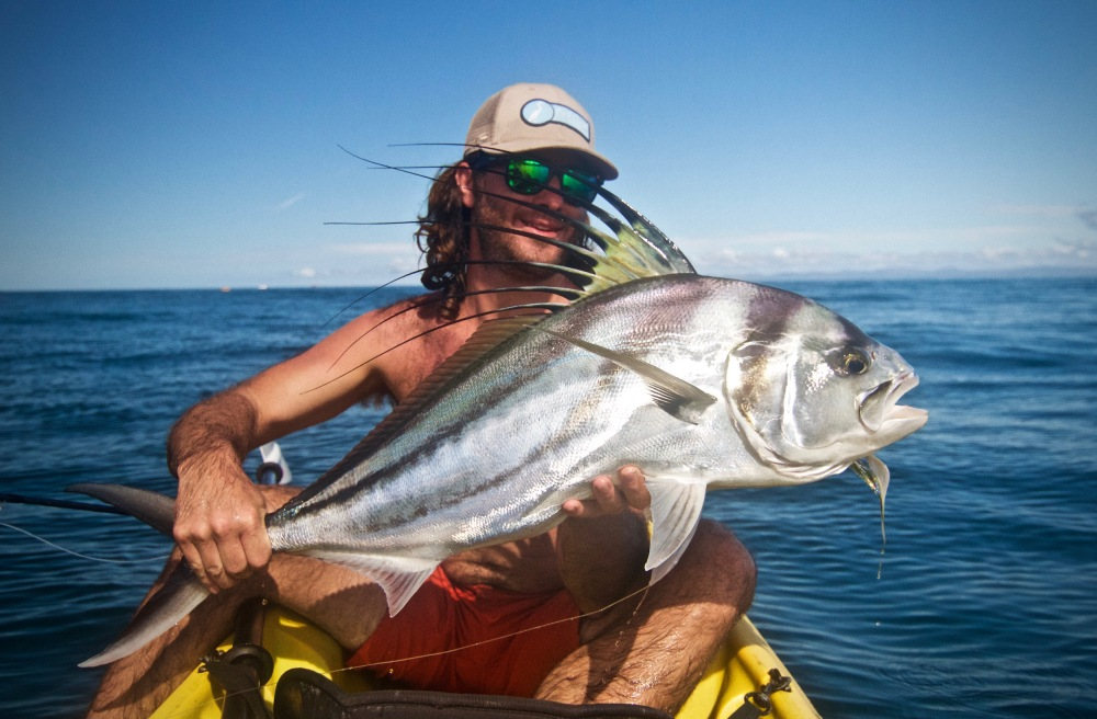 fly fishing roosterfish costa rica