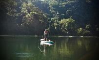 Fishing Laguna Hule Costa Rica