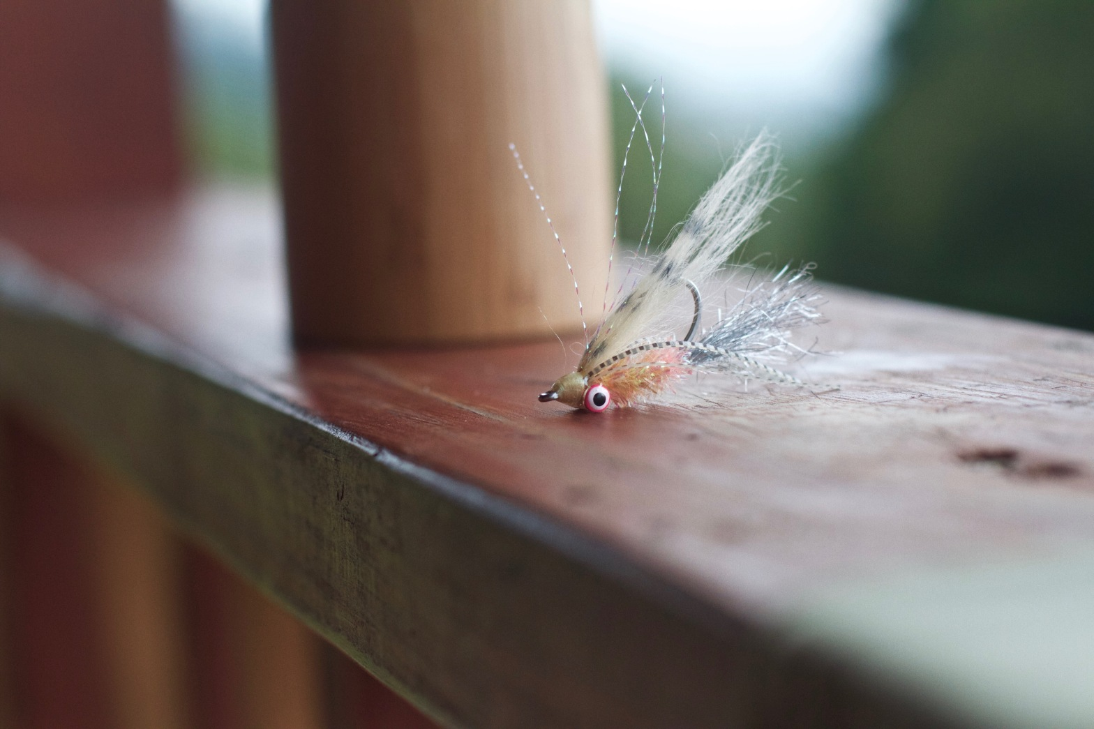 Bandit Shrimp Fly
