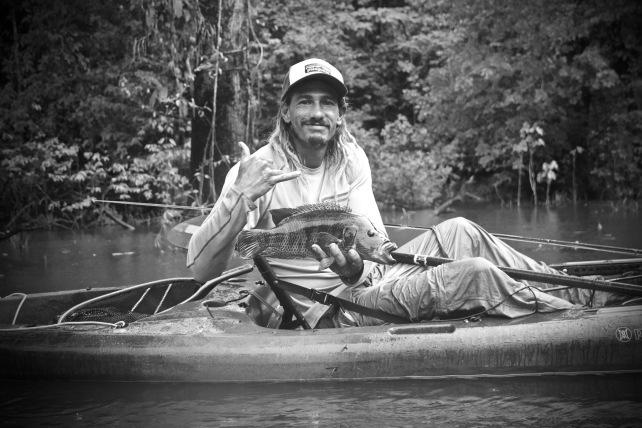rainbow bass fishing costa rica