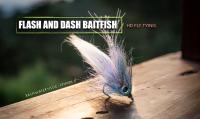 best baitfish fly tying video
