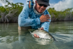 Bote House Belize Bonefish